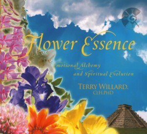 Flower essence book cover