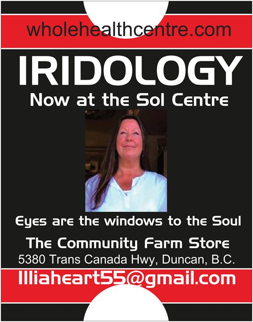 IRIDOLOGY in Duncan, B.C.